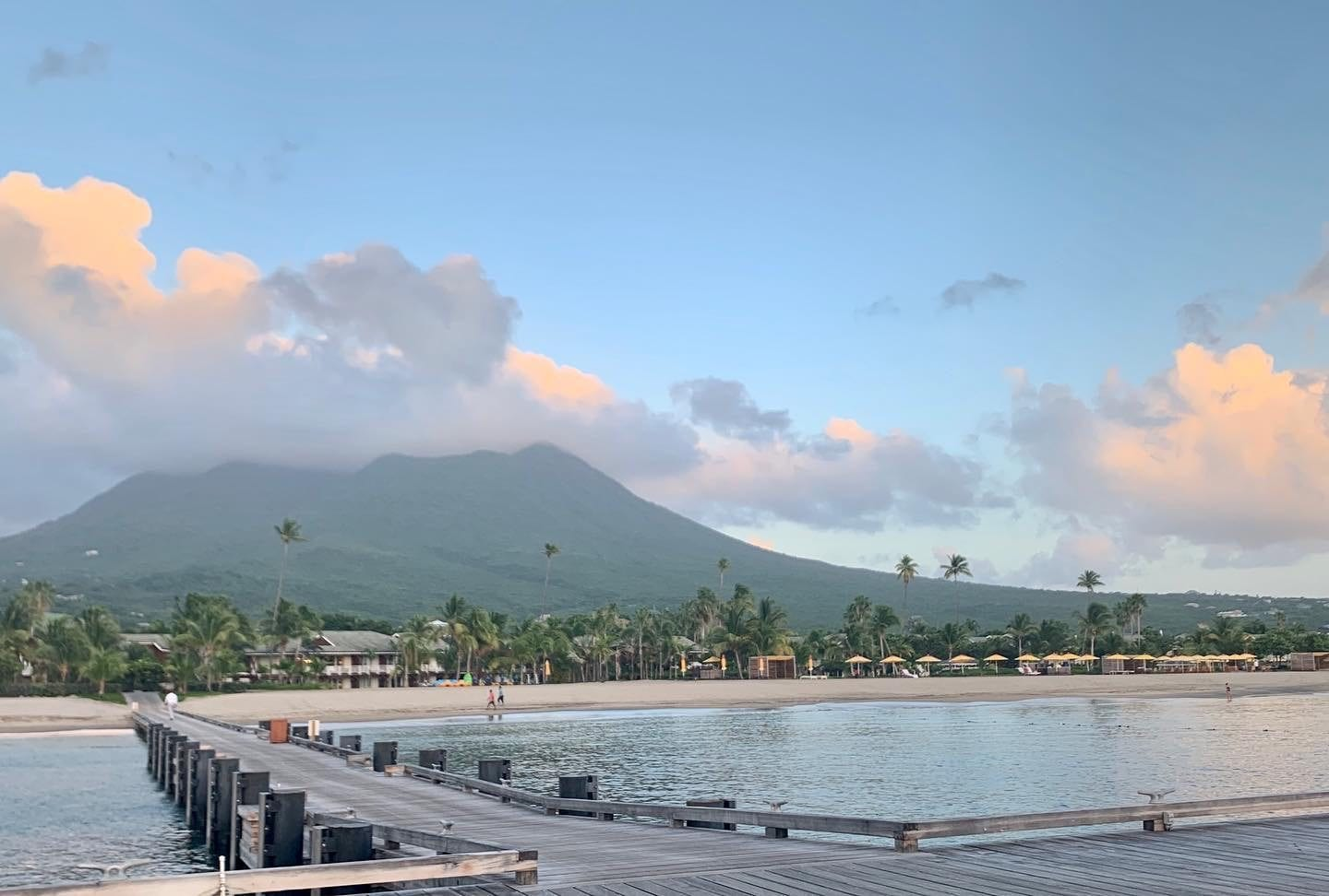 Incentive Travel Review: Four Seasons, Nevis
