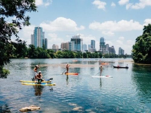 Austin incentive trip