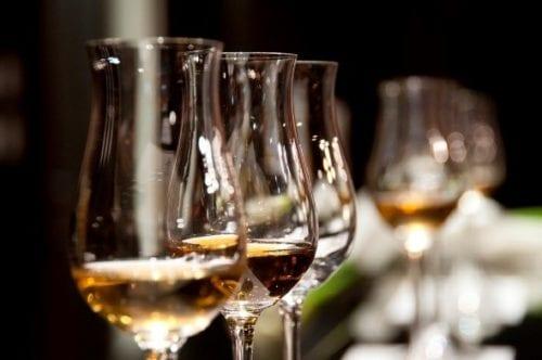 Virtual wine - beer tasting