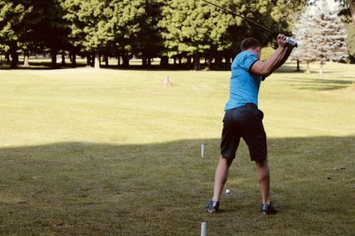 Corporate Golf Event