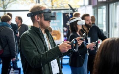 How Corporate Events Can Leverage Virtual Reality